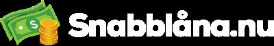 Snabblån smslån logo footer